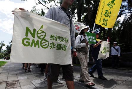 Debates on GM crops in Taiwan