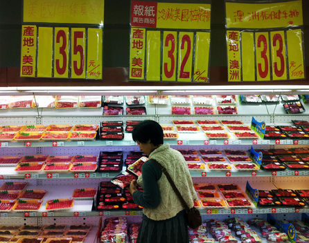 MOEA seeks opinions on imports of US beef parts