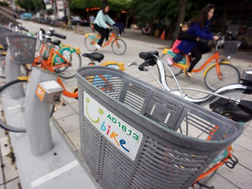 Taipei to charge for first 30 minutes of YouBike rides