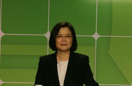 Tsai calls for unity and harmony in DPP