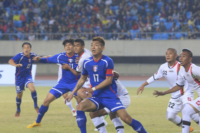 Brunei Darussalam are on the road to the 2018 World Cup in Russia after defeating Taiwan (playing under the name of Chinese Taipei) 1-0 on Thursday in...