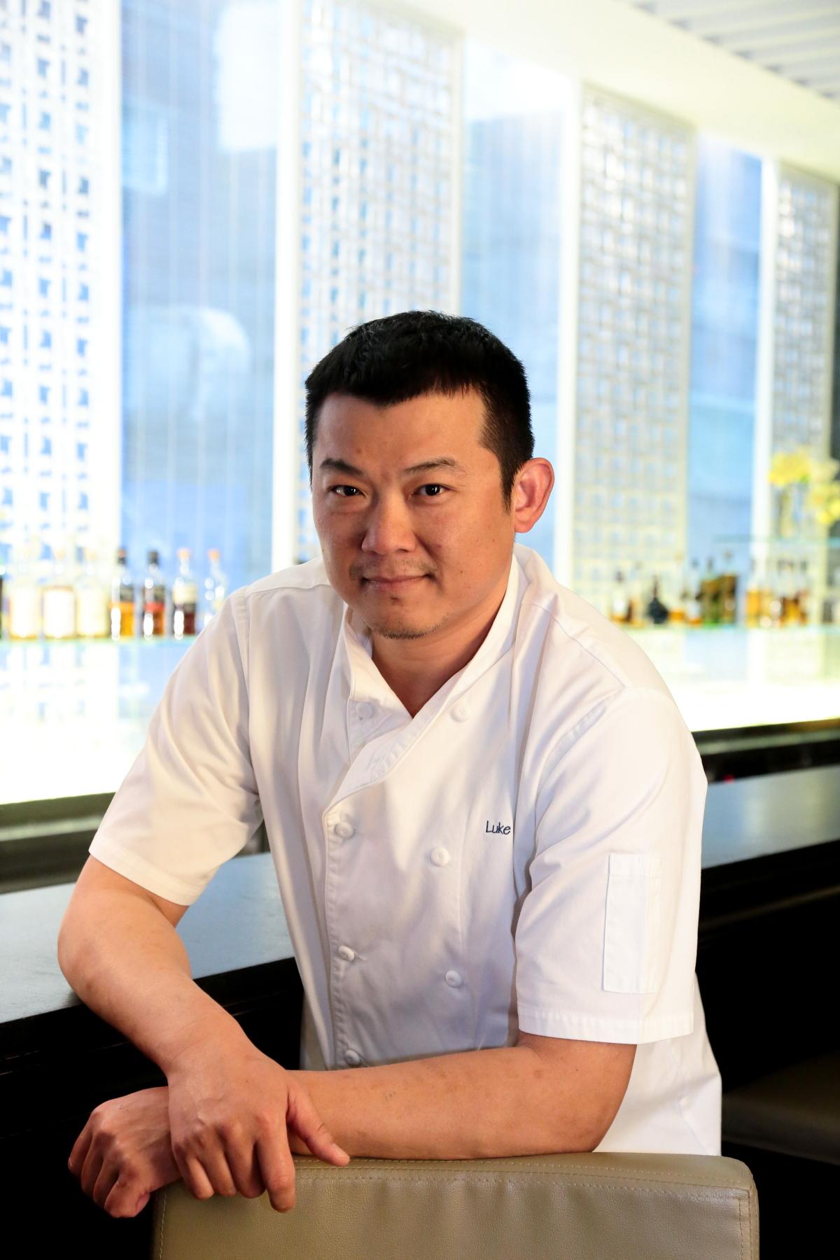 World-renown comfort food master Luke Sung comes to Regent Taipei