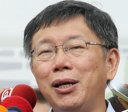 Ko's assets exceed NT$100 million