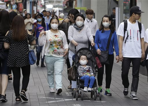 Taiwan expands MERS alert to all of South Korea