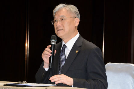 Hsia expresses optimism in Taiwan's entry to the AIIB