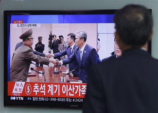 朴槿惠堅持北韓道歉 兩韓談判3天達共識