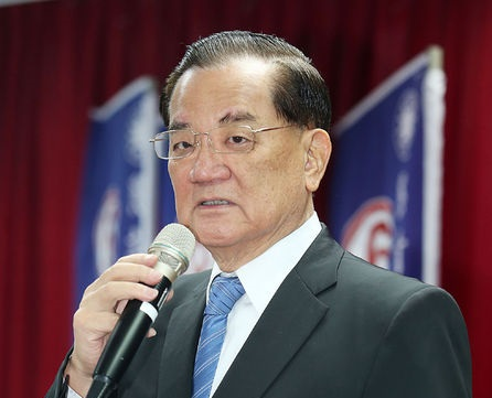Lien should not watch China parade: Ma