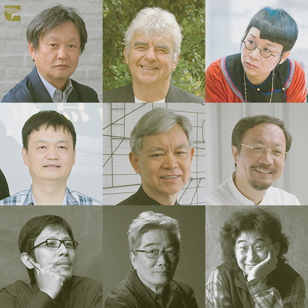 Final Selection Jury of the Golden Pin Design Award 2015. (Image courtesy of the Taiwan Design Center)