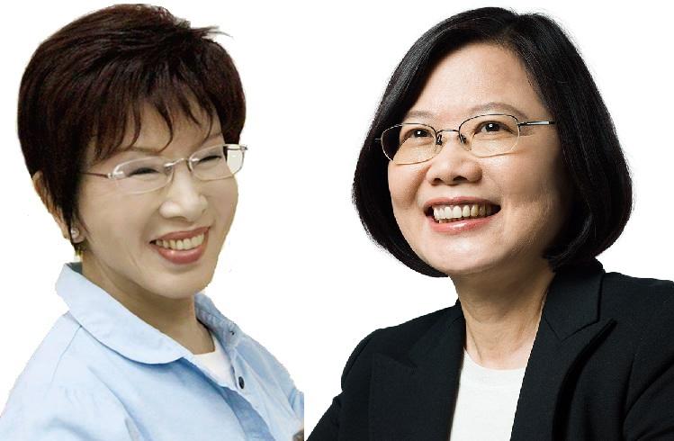 Tsai reaches new high in TISR poll