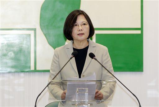 Tsai does not need Xi