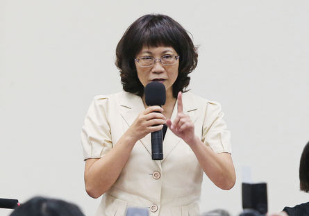 KMT VP choice rejects housing allegations
