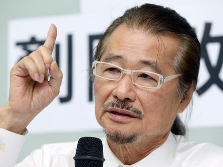 Shih aims for ruling about failed bid