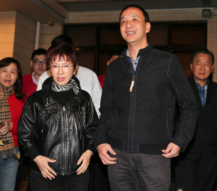 Opinion: KMT farce reaches next level