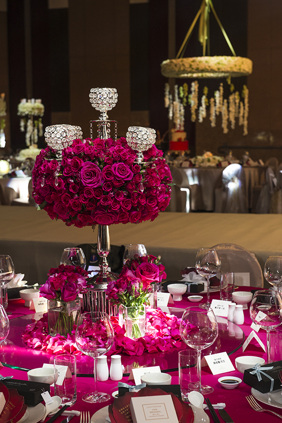 Far Eastern Plaza Hotel launches new package aiming high-end wedding market