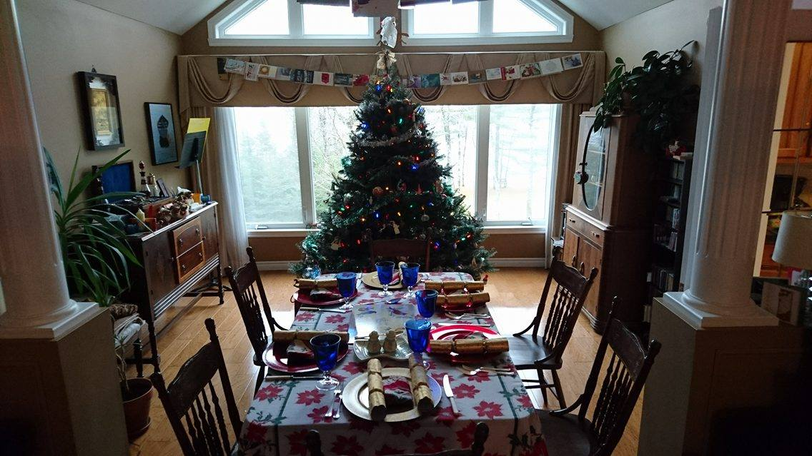 A Canadian Christmas: a blend of immigrants' traditions