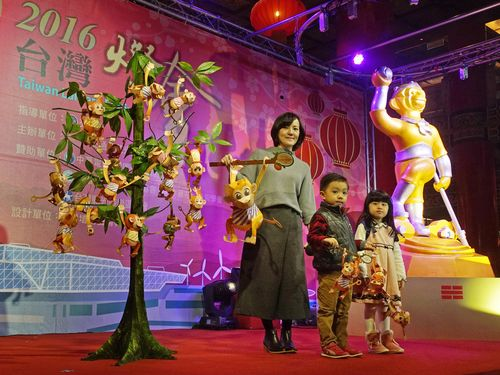 Monkey King to dominate 2016 Taiwan Lantern Festival