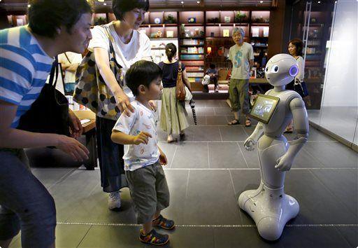 機器人可取代 鴻海昆山減6萬工