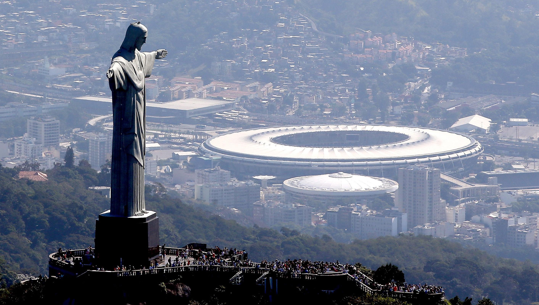 圖為里約奧運城市照片(圖片取自里約奧運會官網)