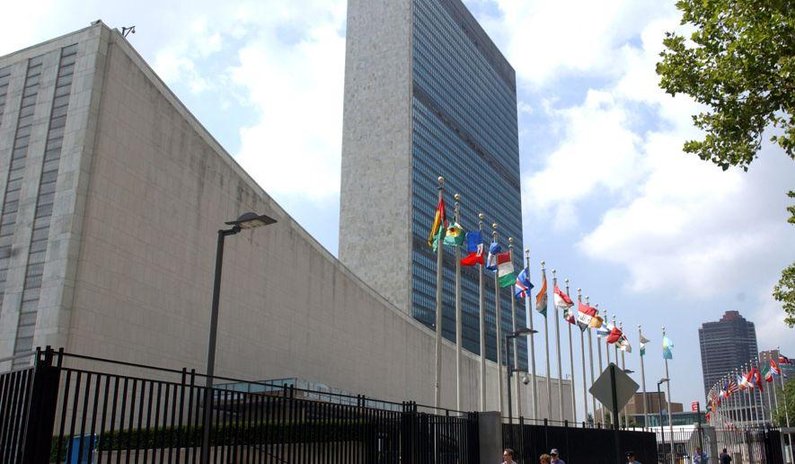 UN returns Taiwan letter unopened