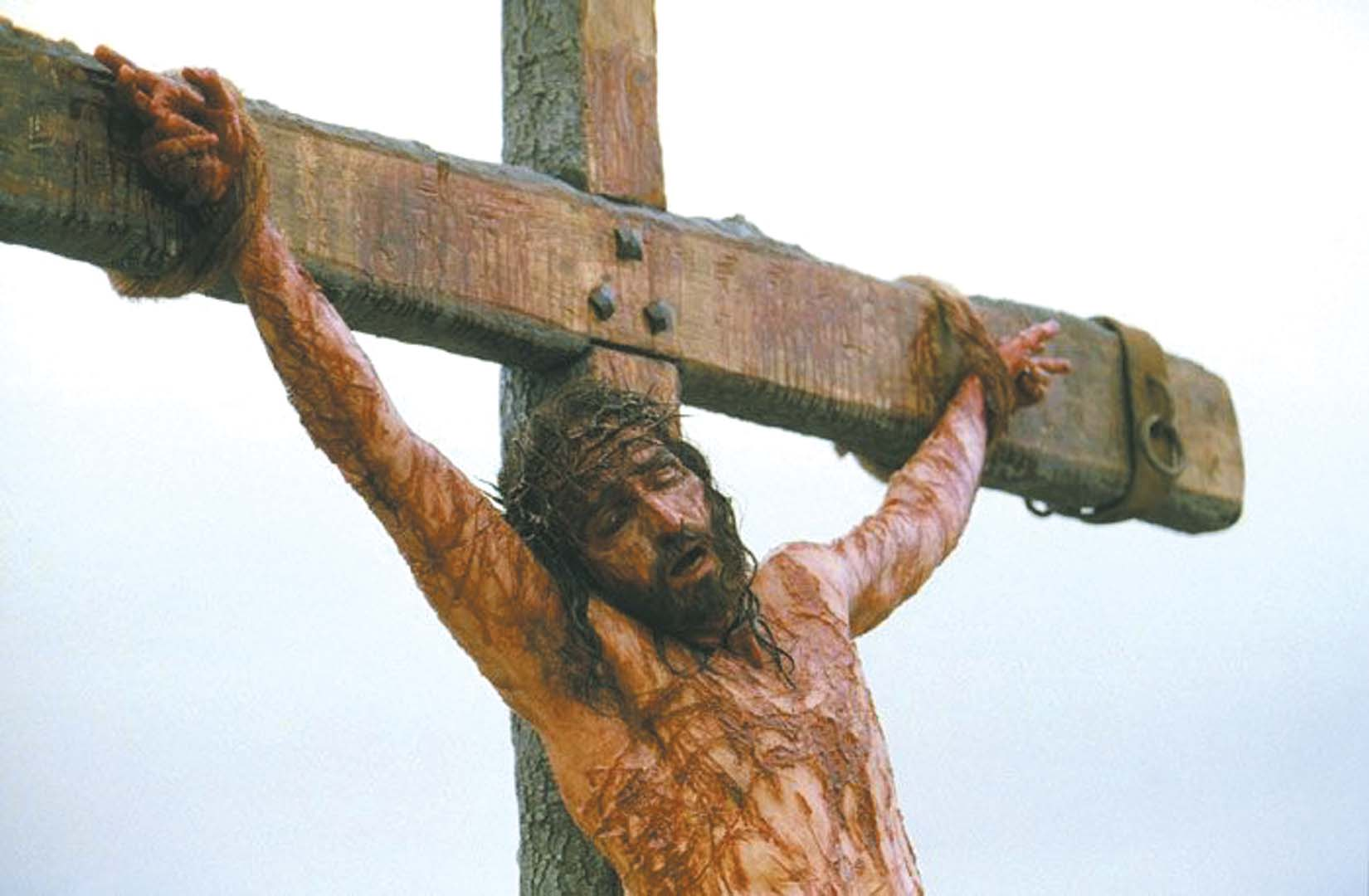 """A scene from """"The Passion of the Christ"""" depicts the crucifixion of Jesus Christ. In the 2-2.5 years since Mel Gibson's """"The Passion"""" galvanized the c..."""