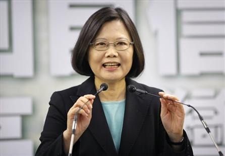 Tsai says KMT's long-term senior care policy would add heavy burden to laborers