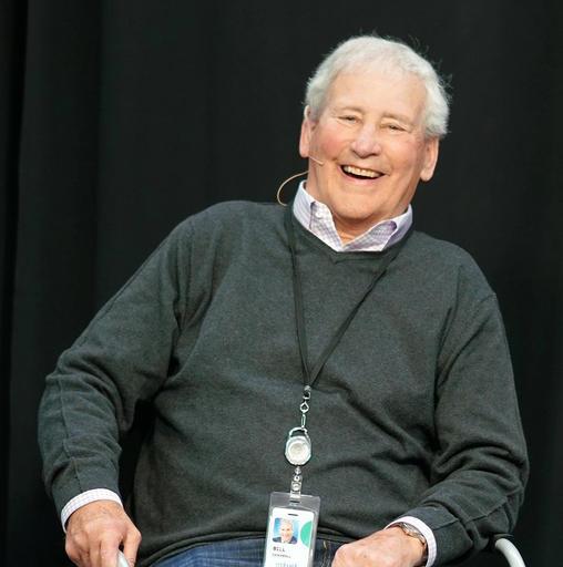 一手培育Steve Jobs、Larry Page的矽谷「總教頭(Coach)」坎貝爾(Bill Campbell)在與癌症病魔纏鬥多年後...