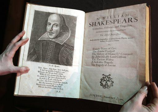 今天(4月23日)是英國偉大劇作家莎士比亞(William Shakespeare)逝世400週年紀念,同日也是許多其他文學家的誕辰與逝世...