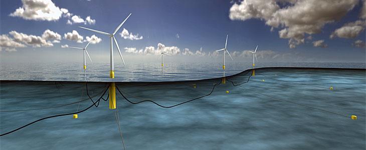 依照蘇格蘭政府設定的目標,蘇格蘭要在2020年前達成全國100%再生能源發電,而根據英國能源暨氣候變遷部日前公佈的數據指出,蘇格蘭去(20...