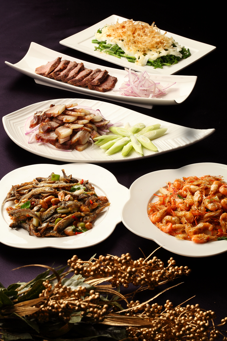 Palais de Chine Hotel welcomes New Year with creative local cuisines