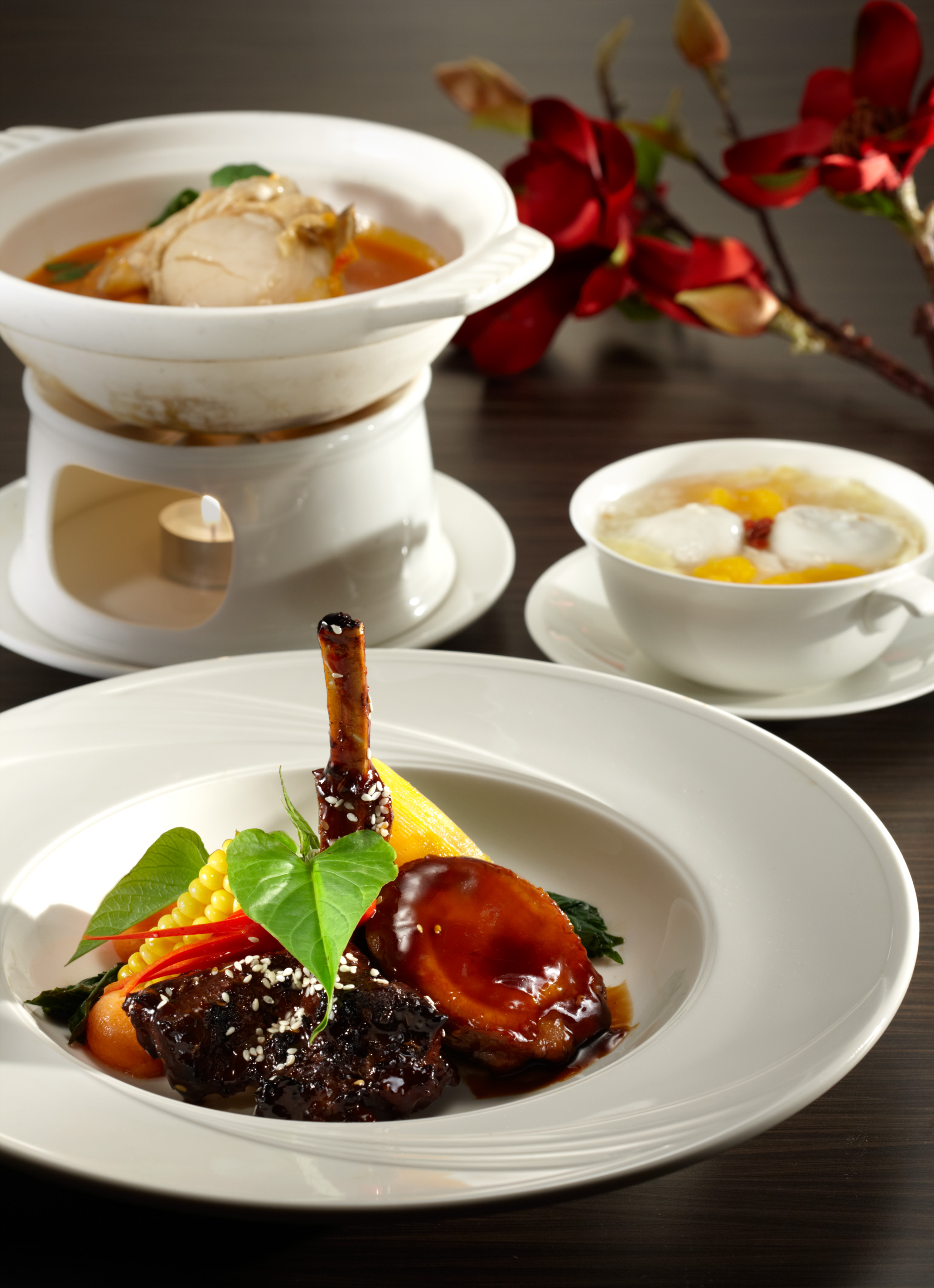 Westin Taipei brings dual feast with traditional Chinese dishes