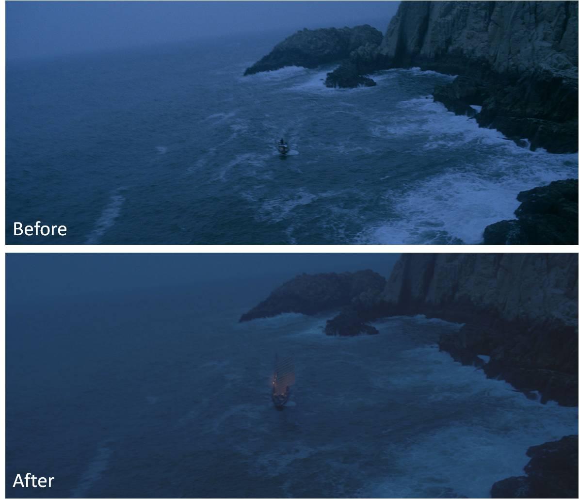 《花漾》大量運用歐特克3D技術,實現明末大航海風光。