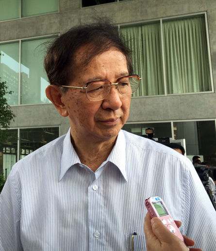 Lee: Taiwan lags behind on global carbon reduction