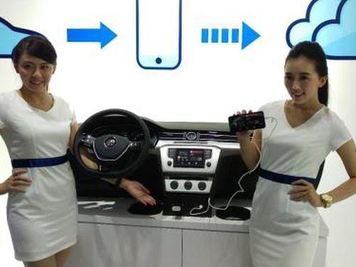 HTC, Volkswagen team up on Internet of Vehicles system