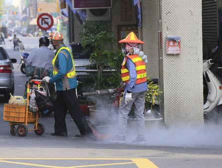 台南21行政區登革熱疫情解除