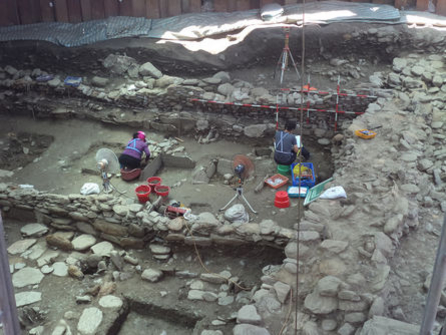 RCAN, a social movement organization called on the authorities to respect the archaeological process, find a way to change the route of the project, a...
