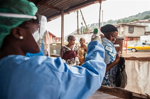 The Ministry of Foreign Affairs (MOFA) on Friday evening issued a red travel alert for the West African nation, as signs of new Ebola cases were found...