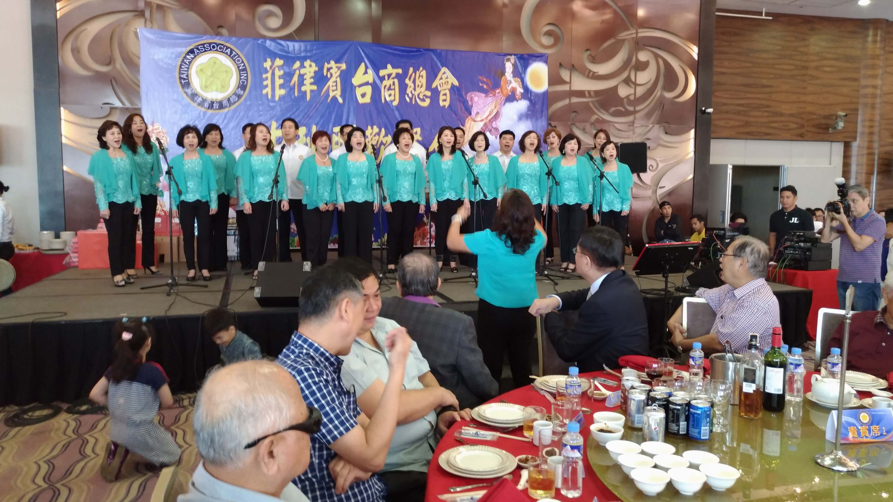 Taiwanese businessmen in Philippines support 'New Southward Policy'