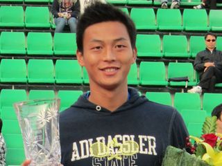 Taiwan: Tennis player selected as 'Man of the Year' in Taiwan