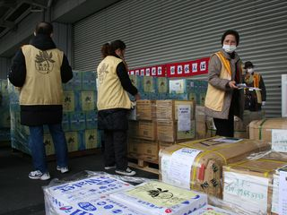 Japan: Japanese stunned by flood of aid from Taiwan