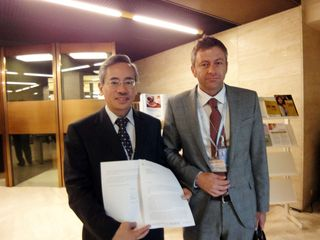 Switzerland: Taiwan health minister lodges protest against WHO