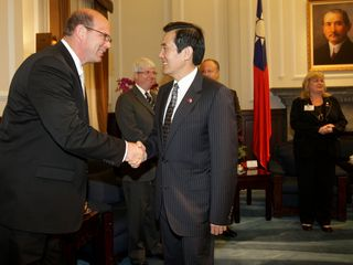 Taiwan: Taiwan continues to seek peace, rapprochement with China: Ma