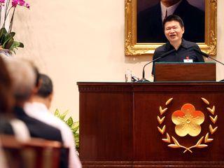 Taiwan: Hong Kong is proud, envious of Taiwan democracy: CNA president