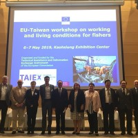 Taiwan, EU pledge to safeguard labor rights for fishing industry workers