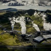 冰島Hellisheidi地熱廠(圖/CarbFix官網)