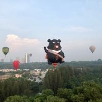 喔熊飛起來 讓世界看見台灣