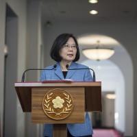 投書美國期刊 蔡英文:台灣民主仍需美國夥伴關係