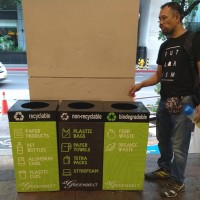 Philippine newspaper editorial urges people to draw on recycling experience from Taiwan