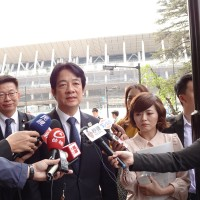 Taiwan ex-Premier's speech in Japan to receive extra attention