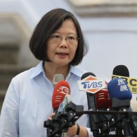Authorities to monitor Chinese influence on Taiwanese media: Tsai