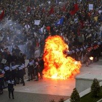 Opposition calls for nationwide protests of Albanian govt